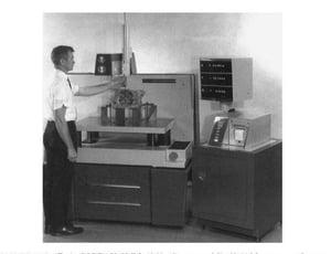 Early Cordax CMM 1966